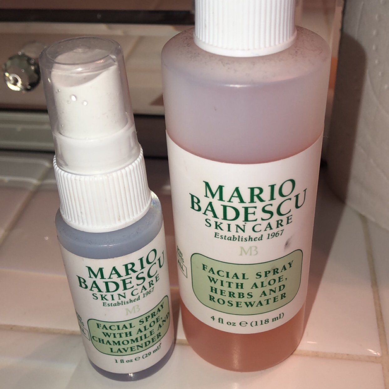 Mario Badescu Facial Spray I Have No Use For Them Depop