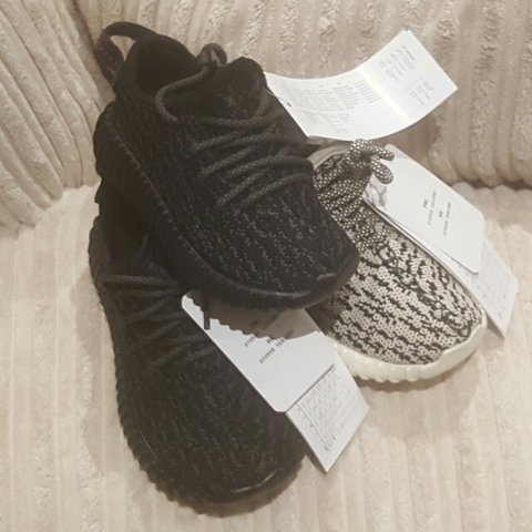 bff10f02aca97  jr creplova. 3 years ago. United Kingdom. Brand New Adidas Yeezy Boost  Infant 350. Sizes Available  Pirate Black ...