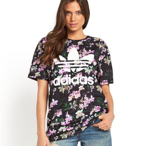adidas orchid w t-shirt