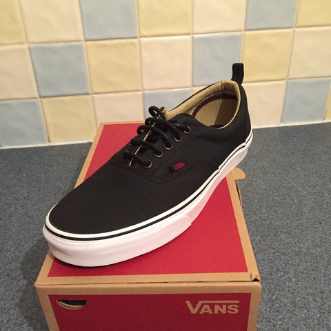 baa5bfd09527 Brand new and never been worn Vans Era PT Shoes - (Military - Depop