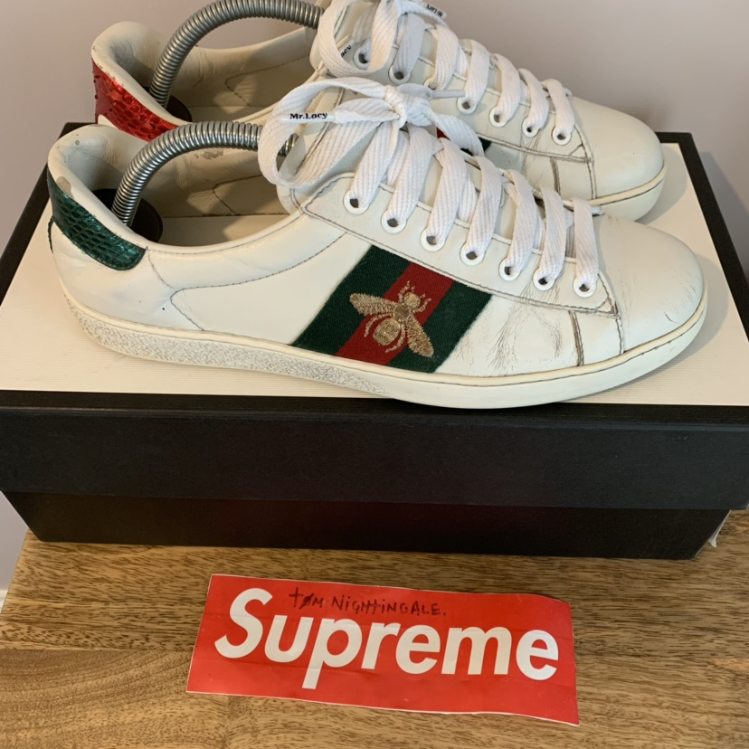 used gucci sneakers for sale off 60