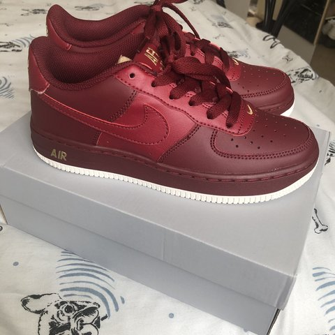 18acc4beb08 @jessiesabrinahughes. last month. Grantham, United Kingdom. Genuine Nike  Air Force 1s - still in box and never worn - size 4