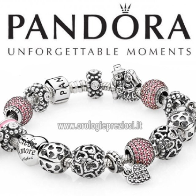 charms pandora originali