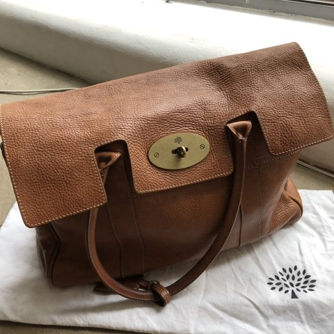 a28399dda3 Mulberry Bayswater . This was my first ever mulberry bag ! I - Depop