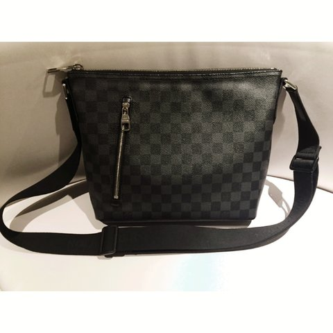 73694b2ca Louis Vuitton man bag. Used once, like new. Purchased for on - Depop
