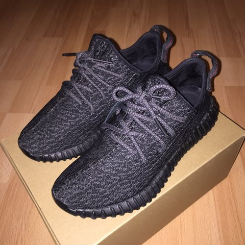 41bc40293d81c Yeezy Boost 350 Pirate Black in size 41 1 3