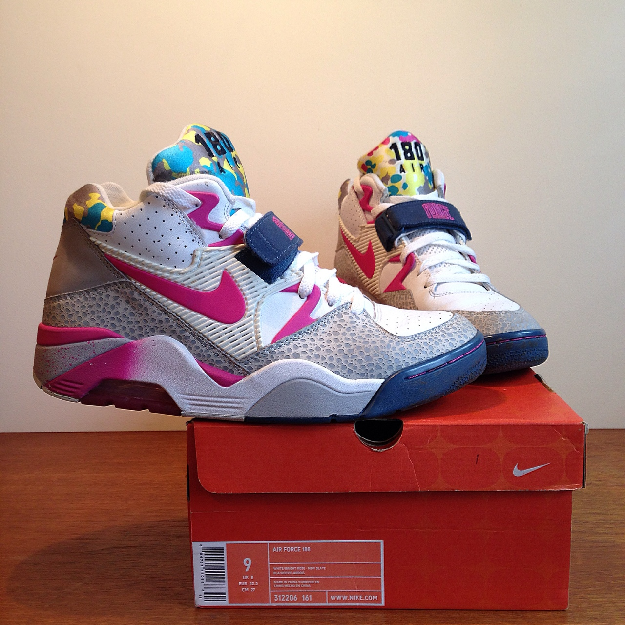 nike air force 180 union
