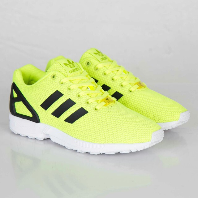 promo code 8977d a0494 *wanted* adidas zx flux in yellow have the whole... - Depop