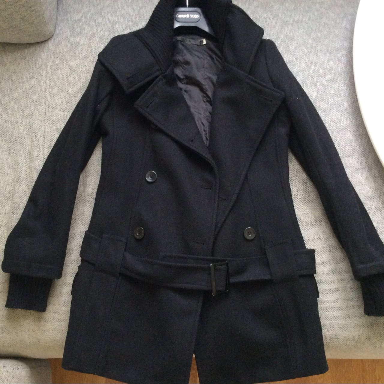 Cappotto Imperial nero tg XS ff8eac03717f