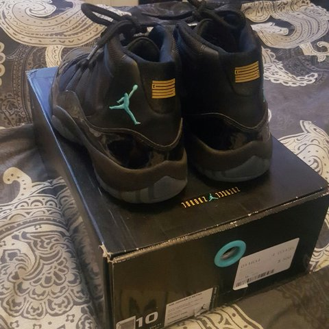 acede23a66baae Jordan 11 Gamma blue. Size 9 UK Bought from flight club for - Depop