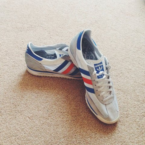 huge selection of 996a1 c38bf Mens Adidas SL 72 trainers- 0