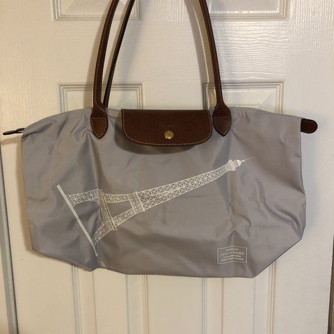 f7eee67ad97 Brand new longchamp Eiffel Tower bag. Bought from longchamp - Depop