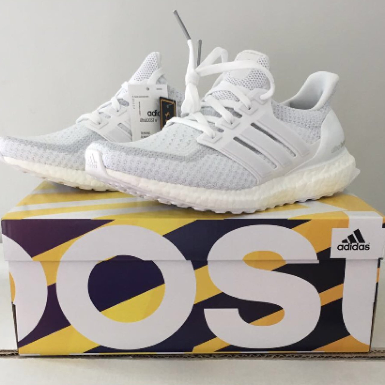 Adidas  ultraboost ▫️BRAND NEW▫️Adidas Ultra Boost 2.0 UK - Depop b941160b0