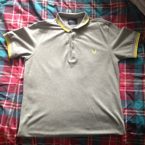 d27ff7d9 FOR SALE** Mens Fred Perry Small Collared polo shirt. The - Depop