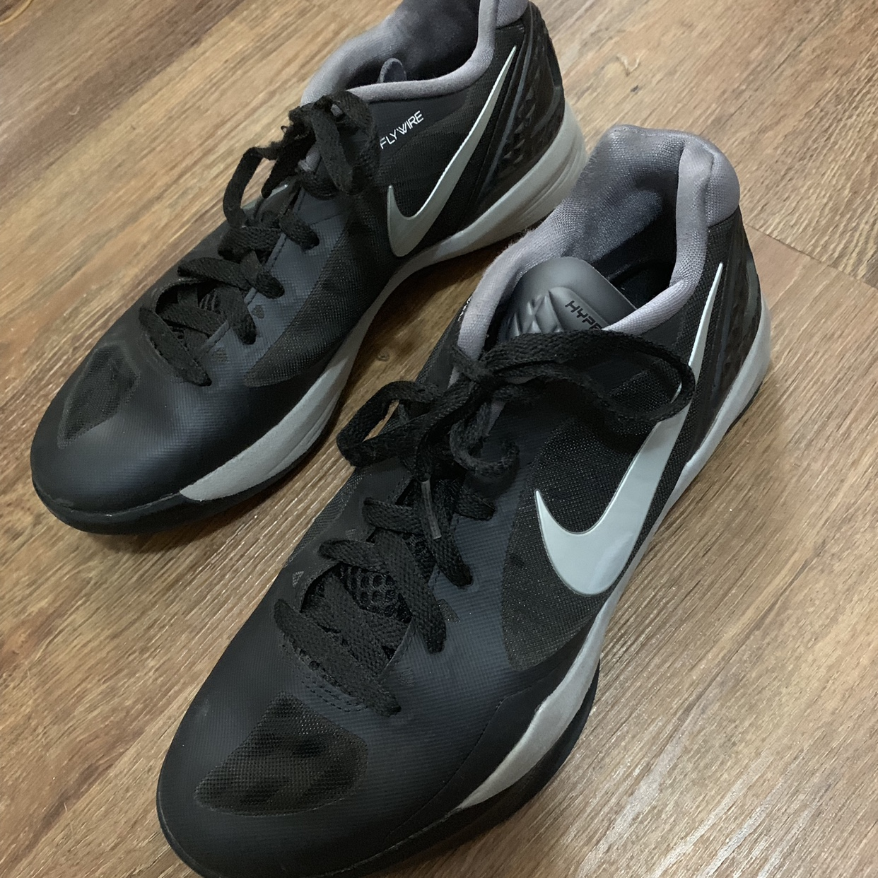 Nike flywire volleyball shoes women's