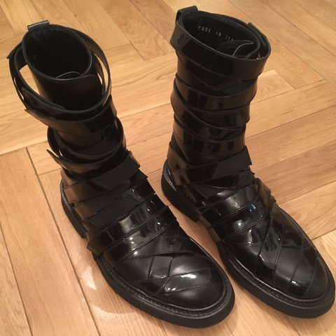 089151aefa9b Dior Homme Boots FW 2008, size 40 EU, condition is 9-10 10 - Depop