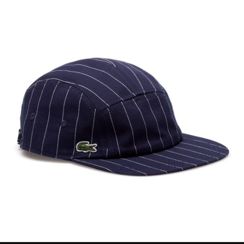 Genuine Lacoste 5 panel cap worn once basically new. Size - Depop a558d2fe991