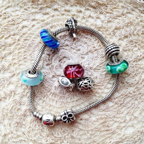 e4d5a50d3 @amyroulston55. 4 years ago. County Donegal, Ireland. Pandora bracelet and  charms - can be sold separately ...