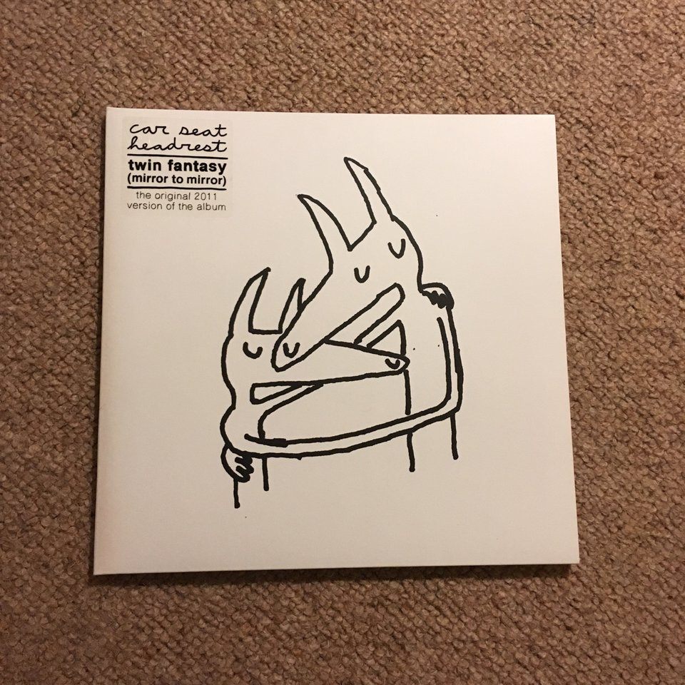 Car Seat Headrest S 2011 Album Twin Fantasy Depop