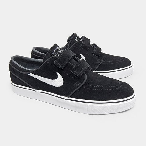 e2fd6447c30eb ... buy nike sb stefan janoski velcro trainers. size uk 5. used but depop  ad022