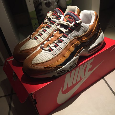 new concept c38c7 5f7c4  sepialament. 2 years ago. Nottingham, United Kingdom. Nike Air max 95  Escape ...