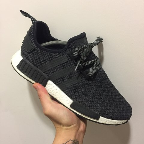 588d429344f33 SELLING CHEAP Adidas NMD Rare colourway size 10.5 but fits a - Depop