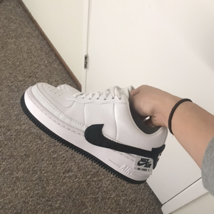 Nike Air Force 1 jester white/black In