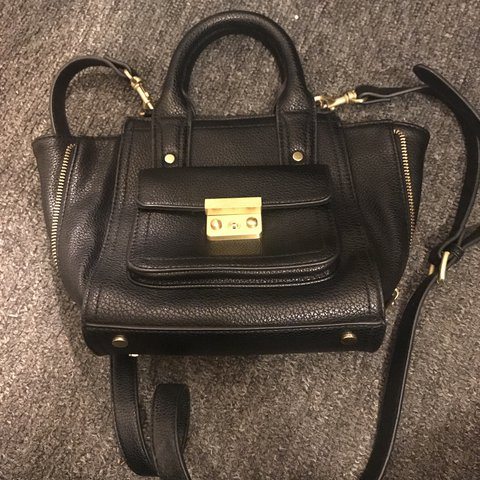6418a0837a9e  lilbecsxo. last year. United States. Gently used 3.1 Phillip Lim for  Target mini pashli
