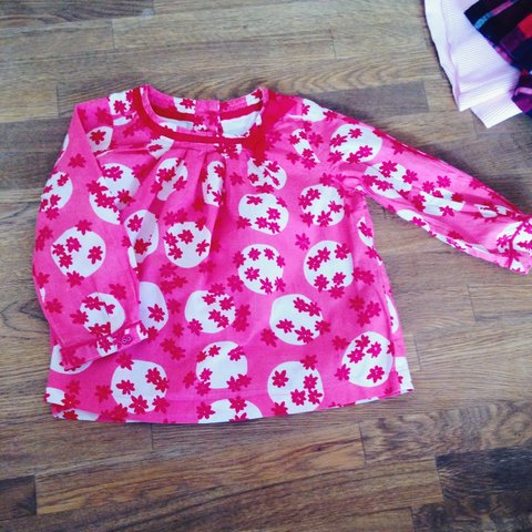 5adfcf97919 New girls top from monsoon age 12-18 months - Depop