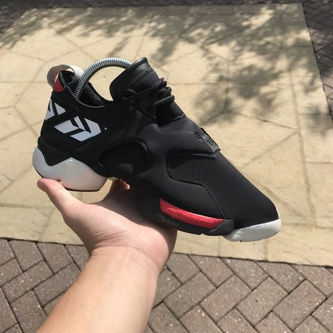 04ecd304d1ee1 Adidas Y3 KOHNA Trainers Size M - UK 7-9 Very comfy shoes. a - Depop
