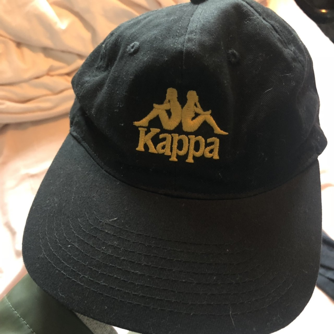 8b18a109667 Kappa cap hat Purchased in Florida 2017