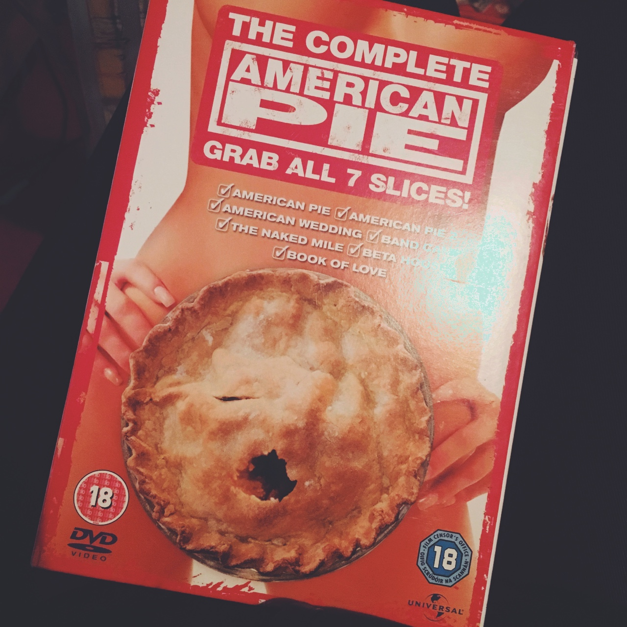 American Pie Book Of Love the american pie collection including american pie 1 - depop