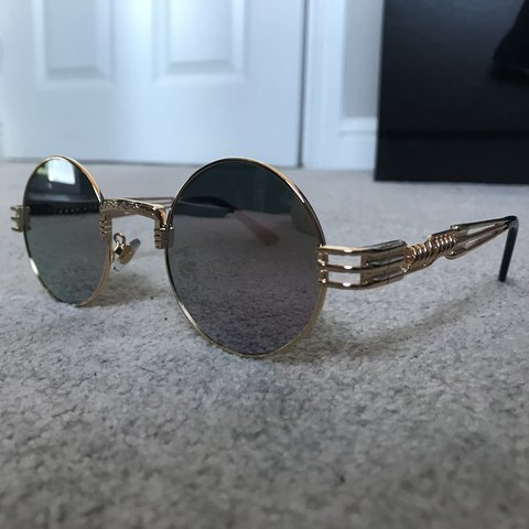 a106e9d543 Trapper shades - inspired by quavo. Mad details and good is - Depop