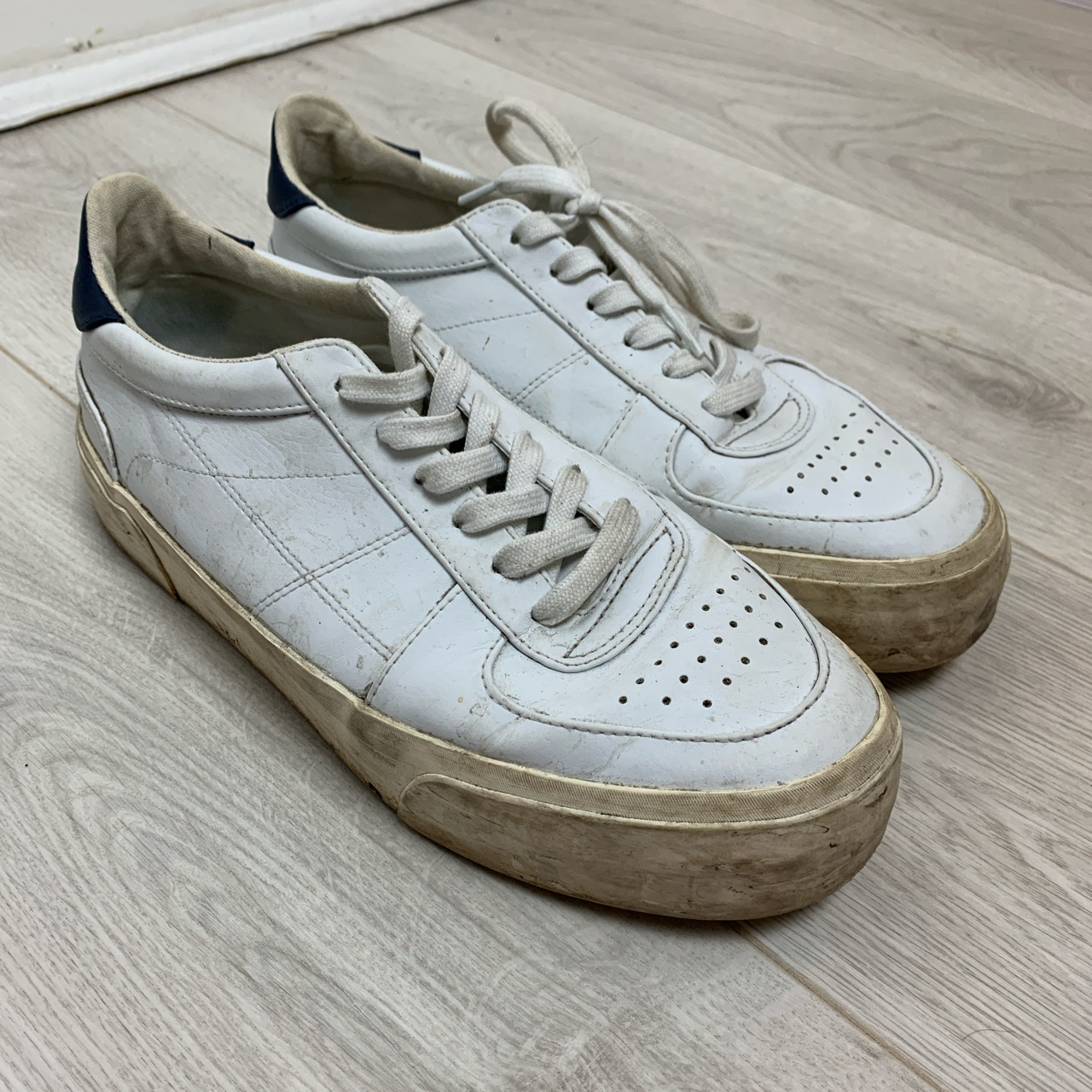 size 9 chunky trainers