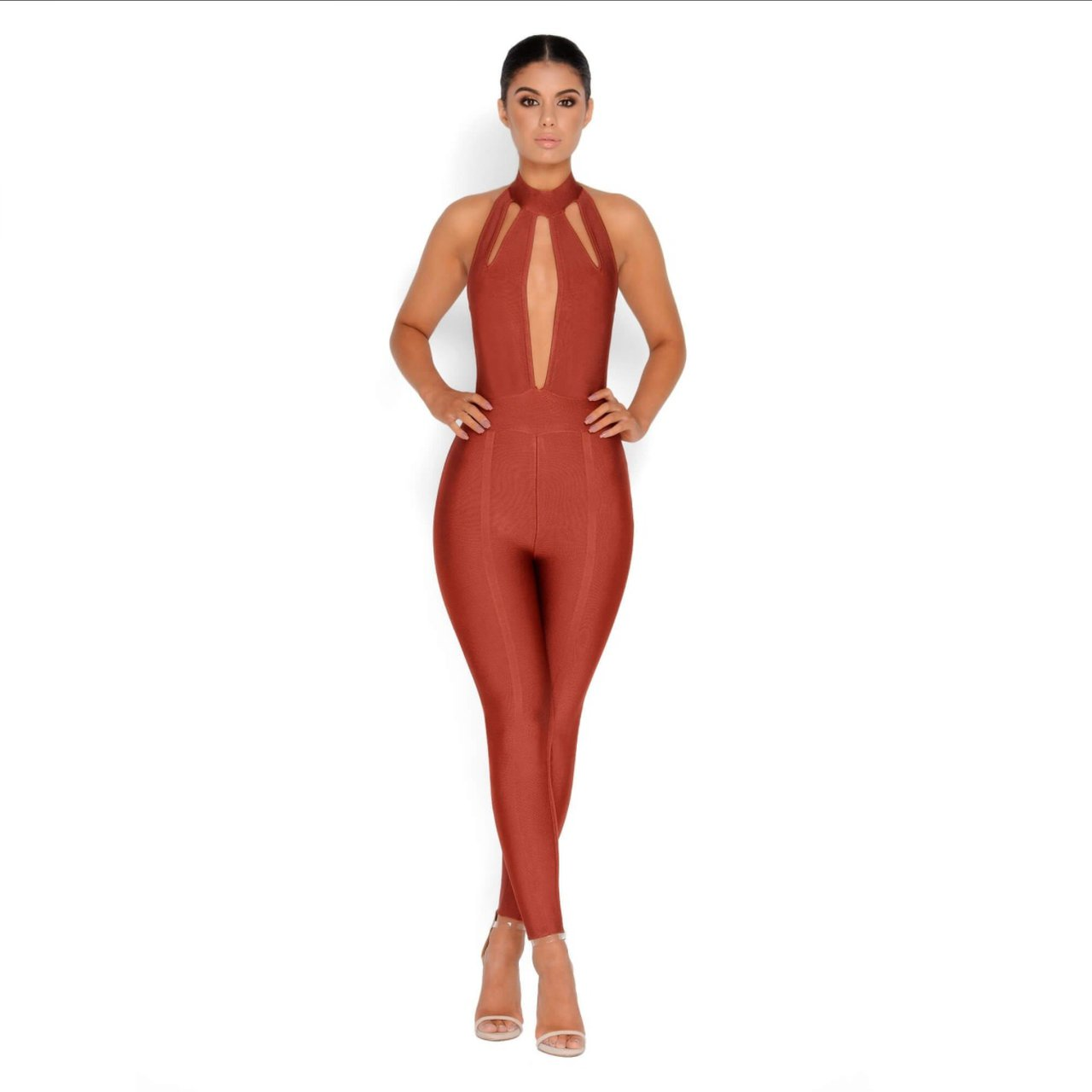 fbb4e03f92 BRAND NEW BANDAGE JUMPSUIT IN