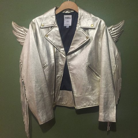 f1a597f46202  plushlifeatl. last year. United States. VERY RARE ORIGINAL JEREMY SCOTT  WINGS LEATHER ...