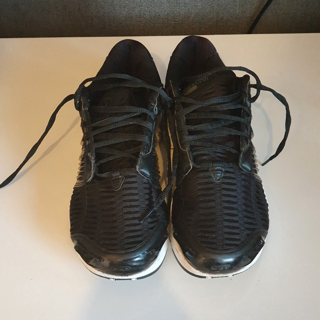 Adidas Climacool - All black with white sole, Classic...