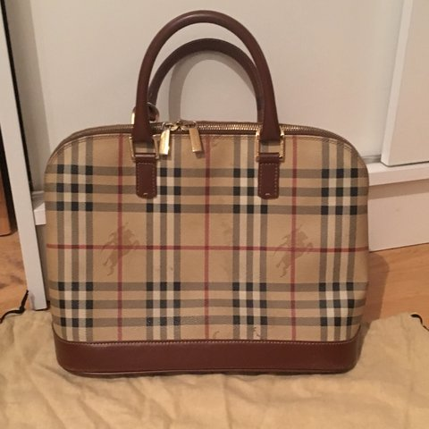 87ccbe80e 100% authentic Burberry monogram bag. Feel free to ask any - Depop