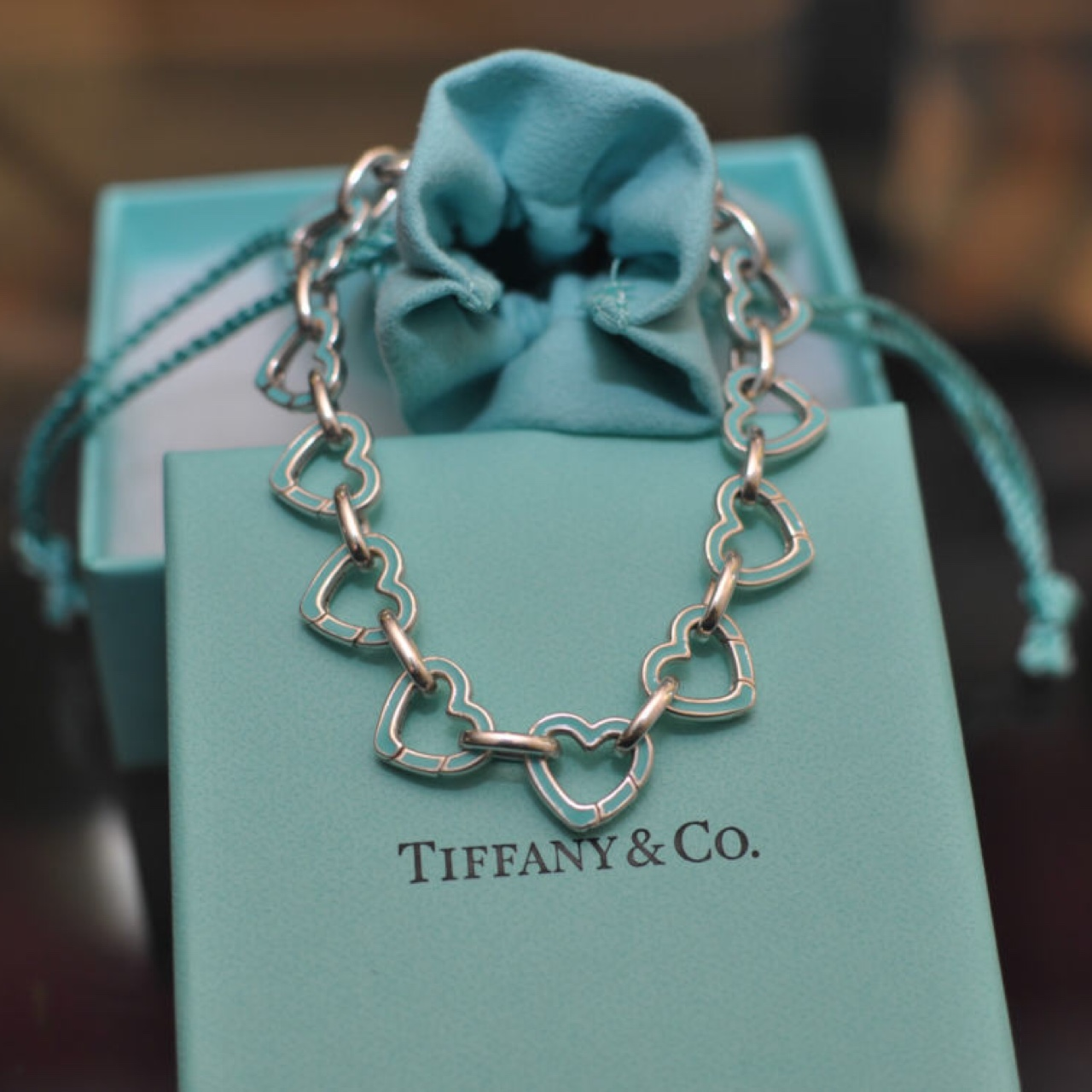 a68015715a811 100% Authentic Tiffany & Co. Sterling Silver And... - Depop
