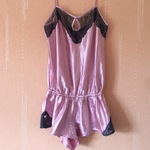 38c3f31614a Boux avenue size 12 silk playsuit. Never been worn. Perfect - Depop