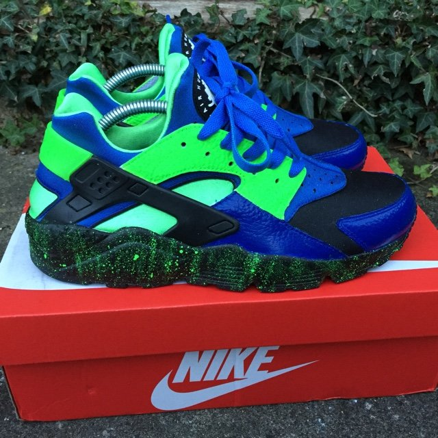 ea708cd222c3 air huarache custom