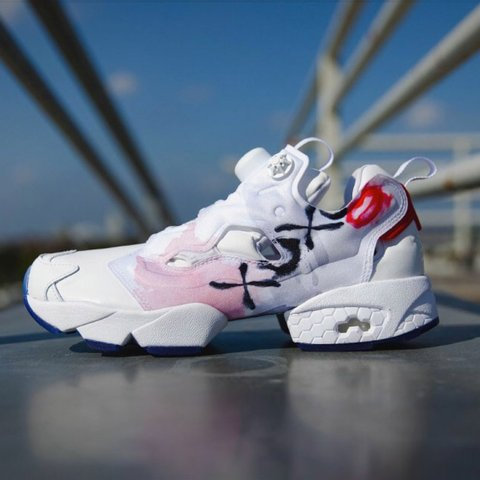 💣 FINAL SALES! - 50%! 💣 Reebok Instapump Fury Celebrate. - Depop ece657477
