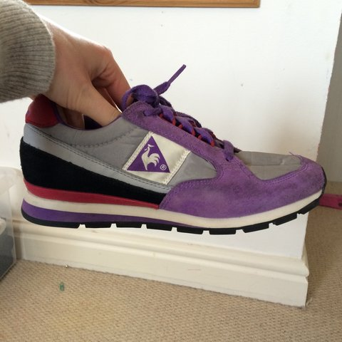 new style c16b1 20739 Le Coq Sportif trainers. UK- 0