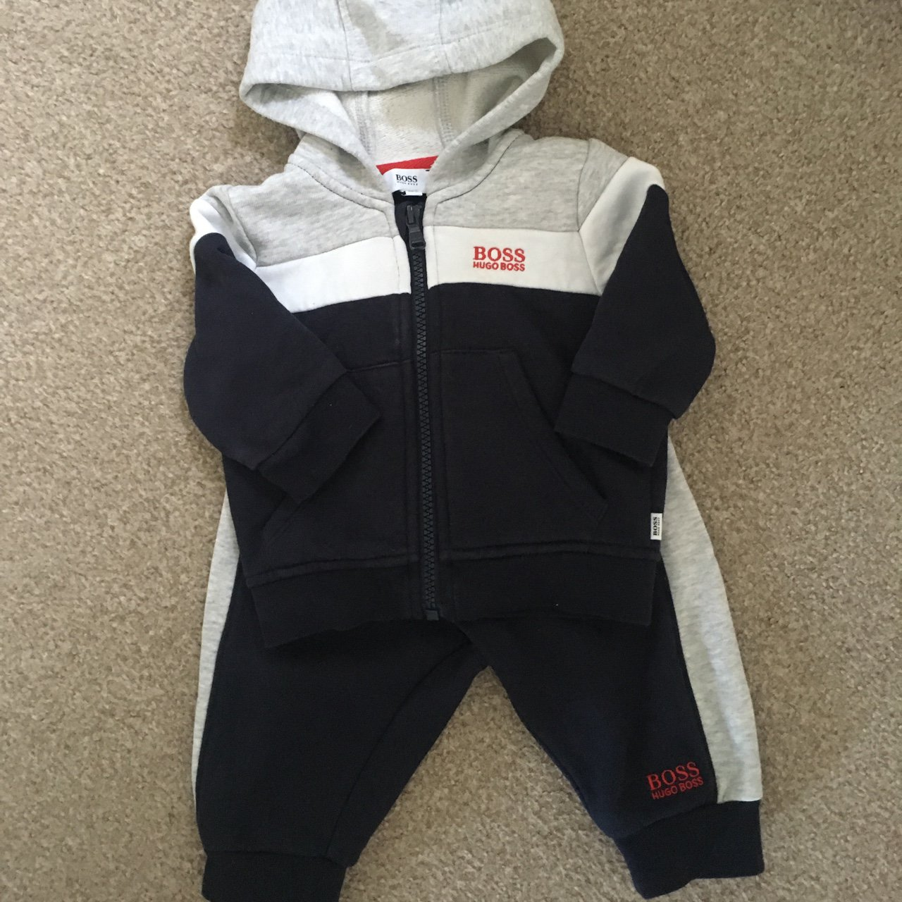 81c514aa1 @naomiblackburnx. 2 years ago. Middlesbrough, United Kingdom. Baby BOSS  tracksuit paid £98 from Psyche