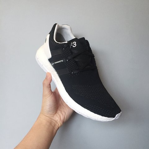 87ced791e754d Adidas Y3 Pure Boost ZG Knit UK 7 - BRAND NEW with OG me for - Depop