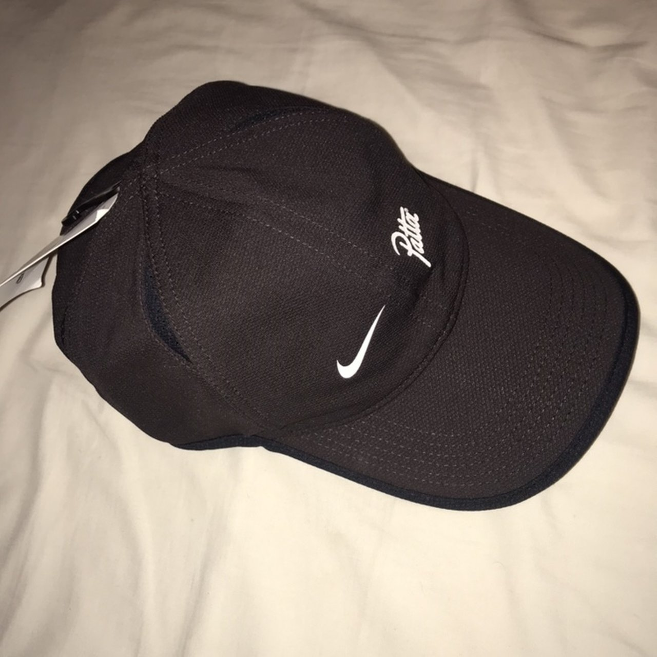 Nike x Patta AeroBill Cap. New with tags Bought from Patta - Depop eae4be70ccf
