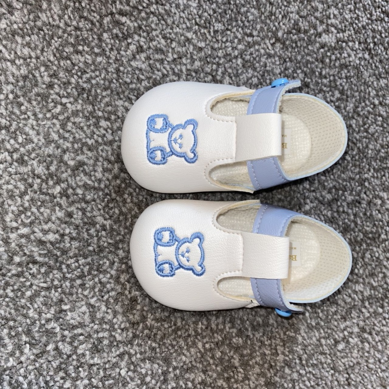 Baby shoes Size 1 (up to 3 months ish