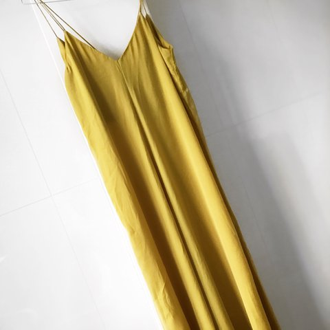 c00cf4d95070 Zara Yellow Jumpsuit - size XS RRP £35.99  ONLY WORN ONCE - Depop