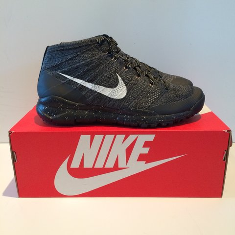b292b98ce2b59 Nike flyknit trainer chukka FSB - size 10 - new with box - - Depop