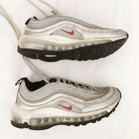 7478c65da9 Nike Airmax 97 Silver Bullet. Please note these are the from - Depop